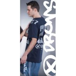 T-shirt uomo xdm050 Xdrums