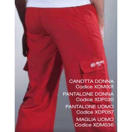 Pantalone uomo xdp057 Xdrums