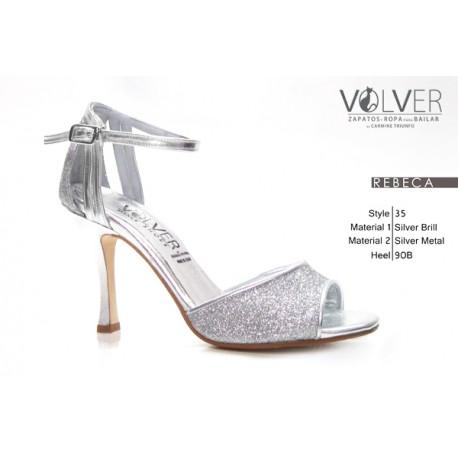 Scarpa da ballo Volver Rebeca