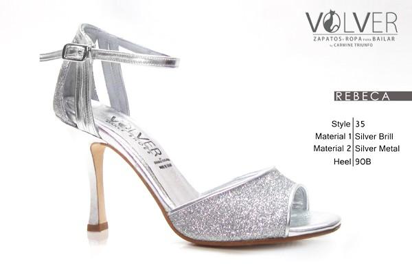 best sneakers 23947 af610 Scarpa da ballo Volver Rebeca - Danzarte
