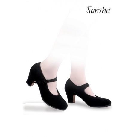 Scarpa da flamenco Sansha Sevilla