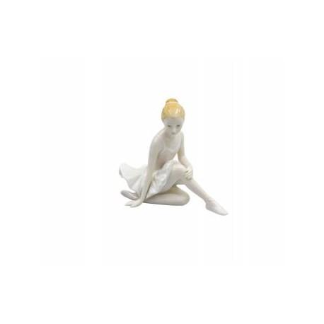 Statuetta effetto bronzo Kazt