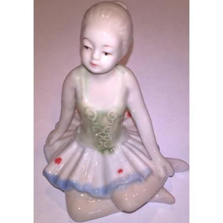 Statuetta porcellana Katz