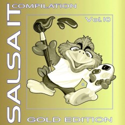 CD Salsa vol.10 Gold