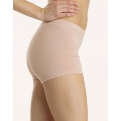 Shorts coulotte nude Katia