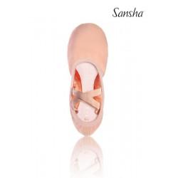Mezza Punta tela elastica Chelsea Sansha