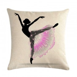 Federa per cuscino Ballerina