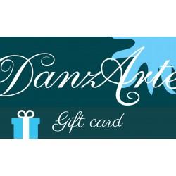 Gift Card Danzarte