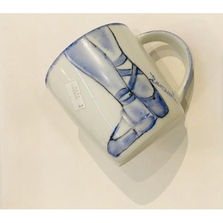 Tazza in ceramica Danzarte