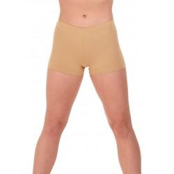 Shorts cotone nude Danzarte