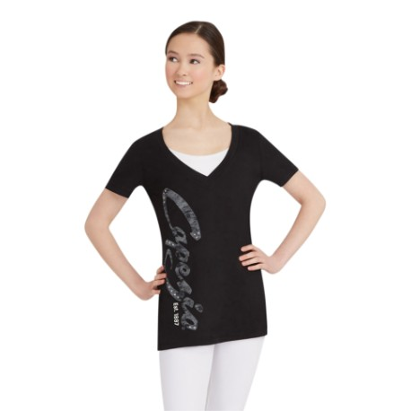 T-shirt uim276 Capezio