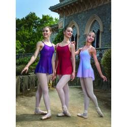 Body abito velo Madelene Ballet rosa