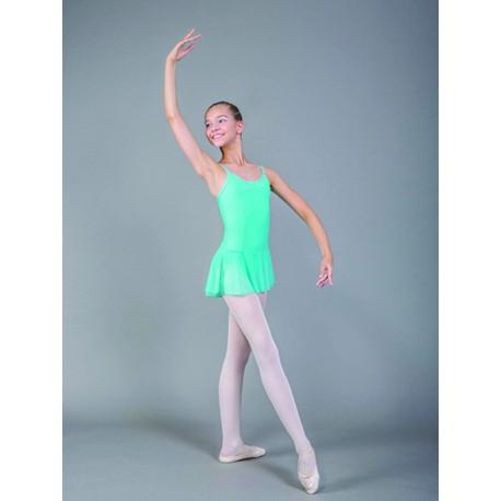 Body con gonna Yasmine Ballet rosa
