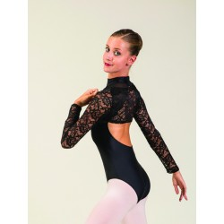 Coprispalla Maya pizzo Ballet rosa