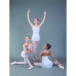Body abito velo Ange Ballet rosa